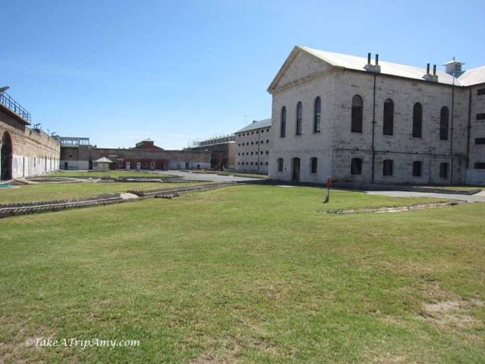 Fremantle Prision, Western Australia