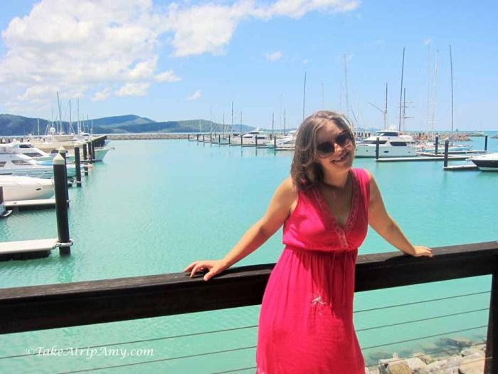 Airlie Beach Boardwalk, QLD, Australia