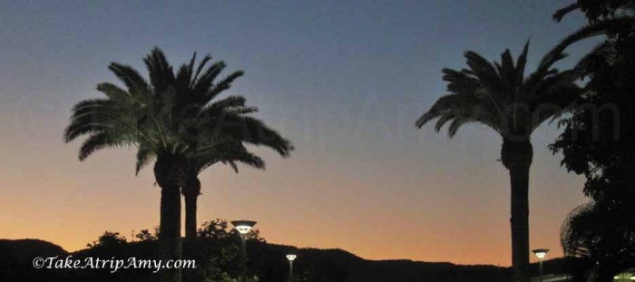 Sunset at Airlie Beach, QLD, Australia
