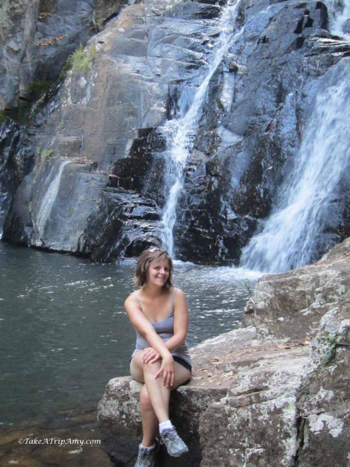 Dinner falls, Waterfall Circuit QLD, Australia
