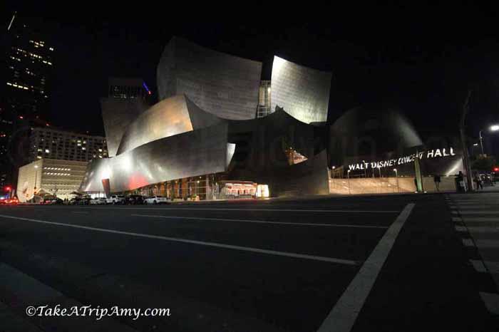 Walt Disney Concert Hall, Los Angeles, California, United States