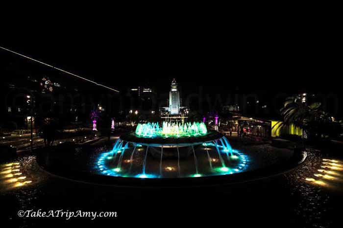 Grand Park, Los Angeles, California, United States