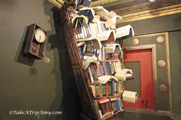 The Last Bookstore, Los Angeles, California, United States