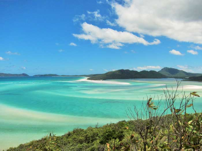 Hill Inlet, Whitsunday Islands National Park, QLD, Australia