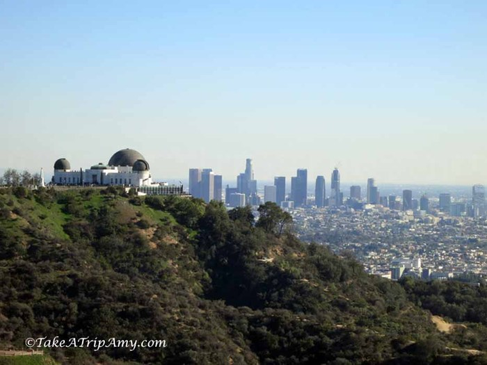 Observatory at Griffith Park, Los Angeles, California, United States