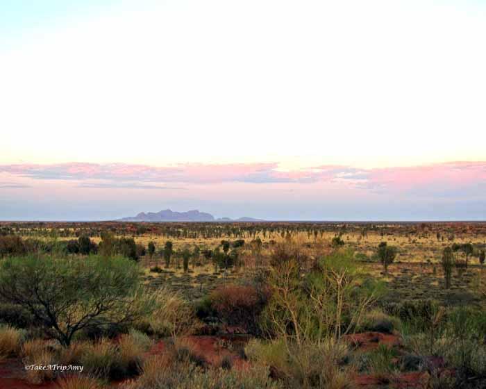 Kata Tjuta at Sunrise, Uluru-Kata Tjuta National Park, NT, Australia ---3 day Outback Camping Adventure visiting: Uluru, Kata Tjuta, & Kings Canyon
