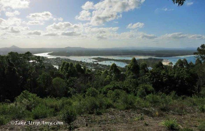 Noosa Heads National Park Lookout, Queensland, Australia