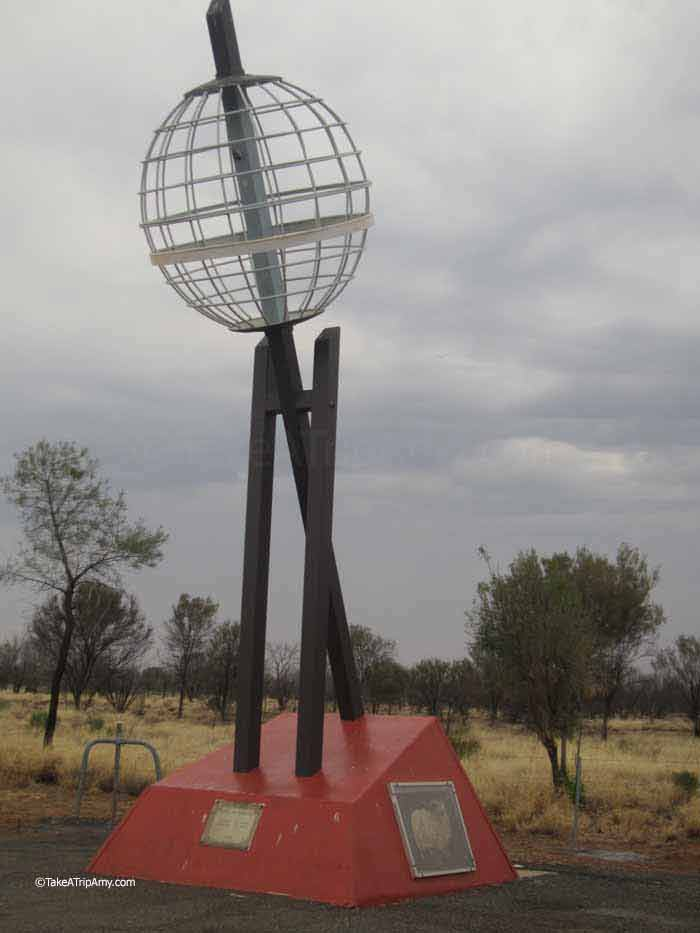 Tropic of Capricorn, Northern Territory, Australia