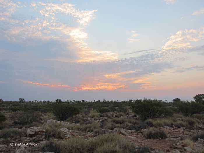 Outback Sunrise, Northern Territory, Australia
