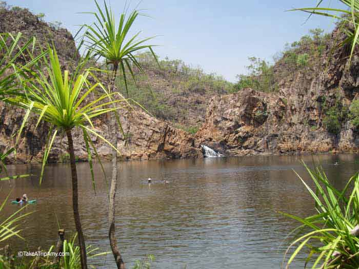 Edith Falls, Northern Territory, Australia