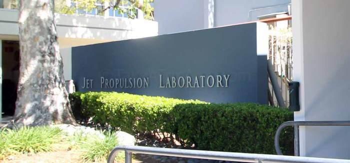 Jet Propulsion Laboratory, Pasadena, California