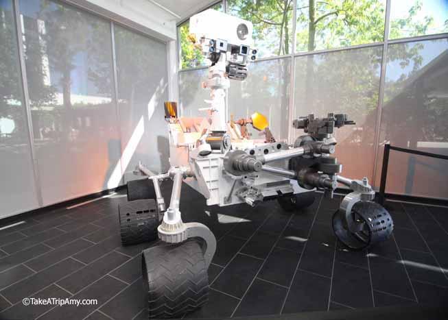 Curiosity, Jet Propulsion Laboratory, Pasadena, California