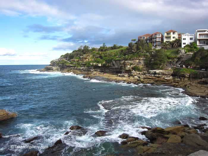 Bondi to Coogee Beach Clifftop Walk, Sydney, NSW, Austrlia