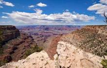Views from the Rim Trail, Grand Canyon National Park, AZ, USA