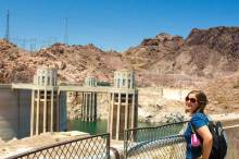 Hoover Dam, Boulder City, NV, USA