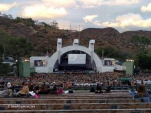 Los Angeles Hollywood Bowl is the worlds