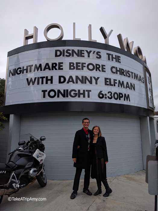 Nightmare Before Christmas Live to Film at the Hollywood Bowl feat. Danny Elfman -Take A Trip Amy